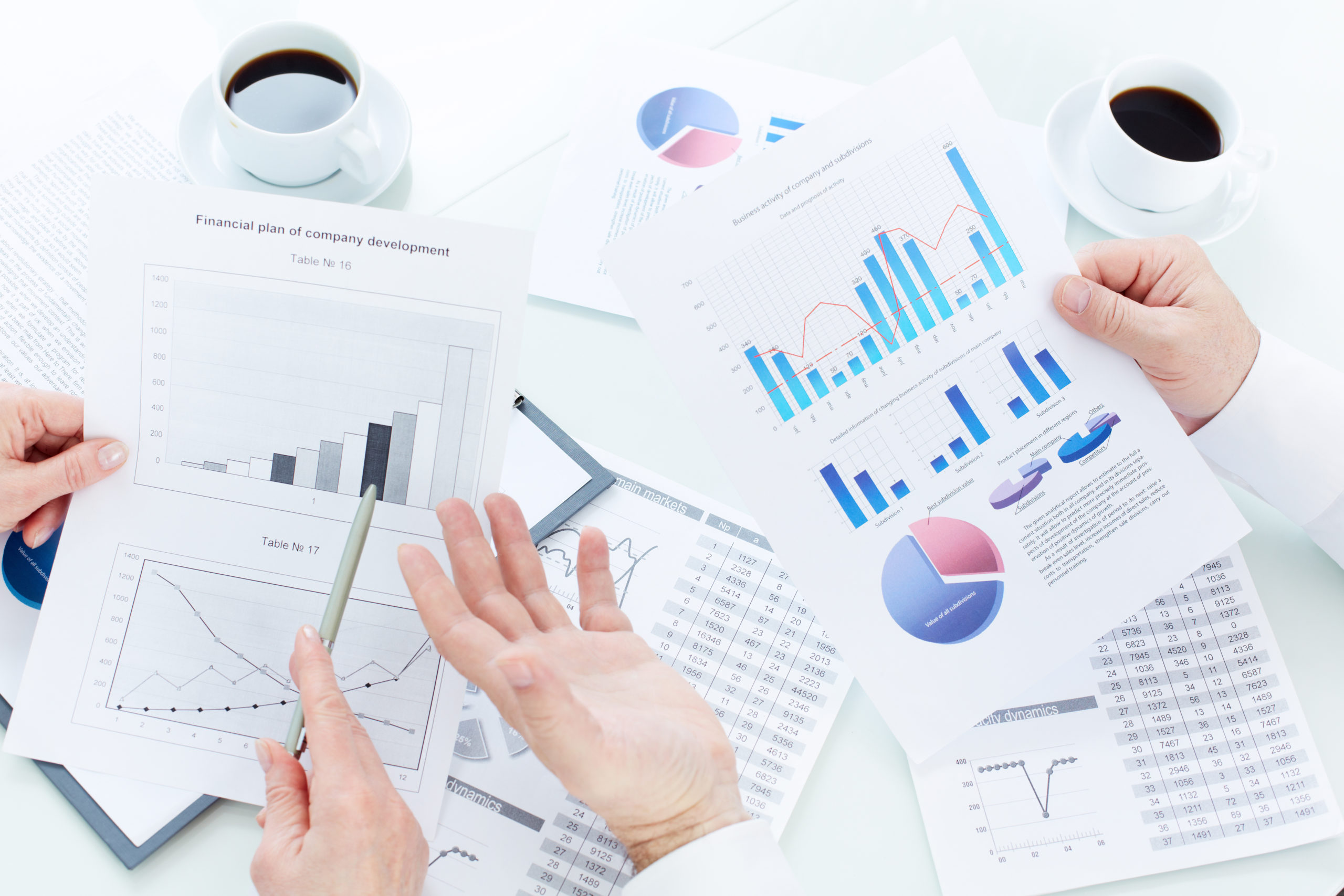 Báo cáo tài chính và những điểm cần lưu ý