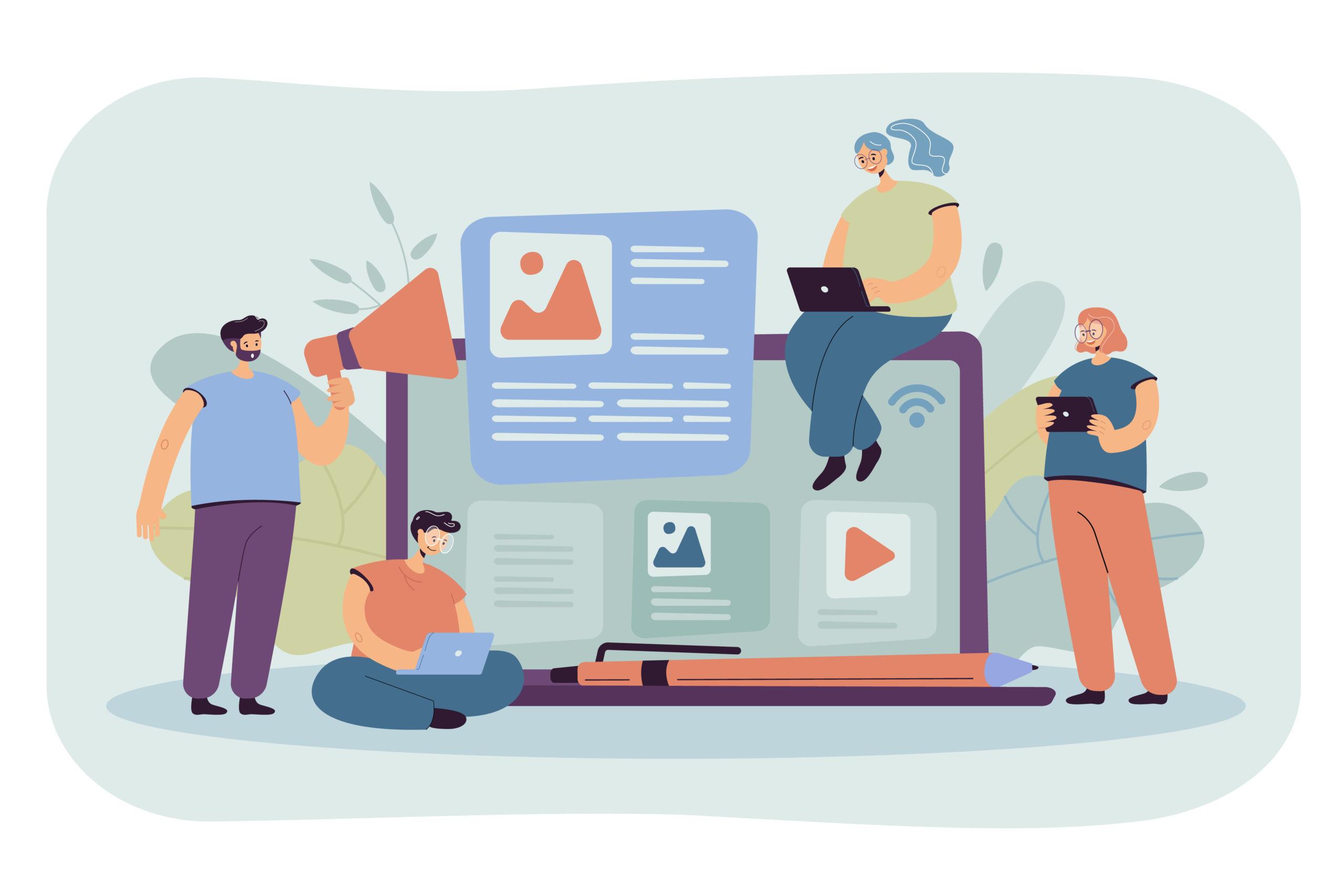 Tiếp thị nội dung được ứng dụng rộng rãi ở nhiều mục tiêu