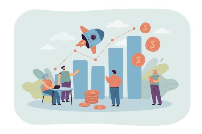Qũy hỗ trợ vốn kinh doanh ra đời với mục tiêu tìm kiếm đối tác cùng tăng trưởng. Loại bỏ gánh nặng tài chính phát sinh từ những hạn chế của vay vốn truyền thống ở đối tượng doanh nghiệp vừa và nhỏ cũng như các công ty khởi nghiệp.