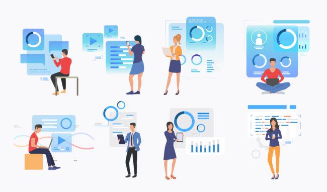 Dữ liệu khách hàng