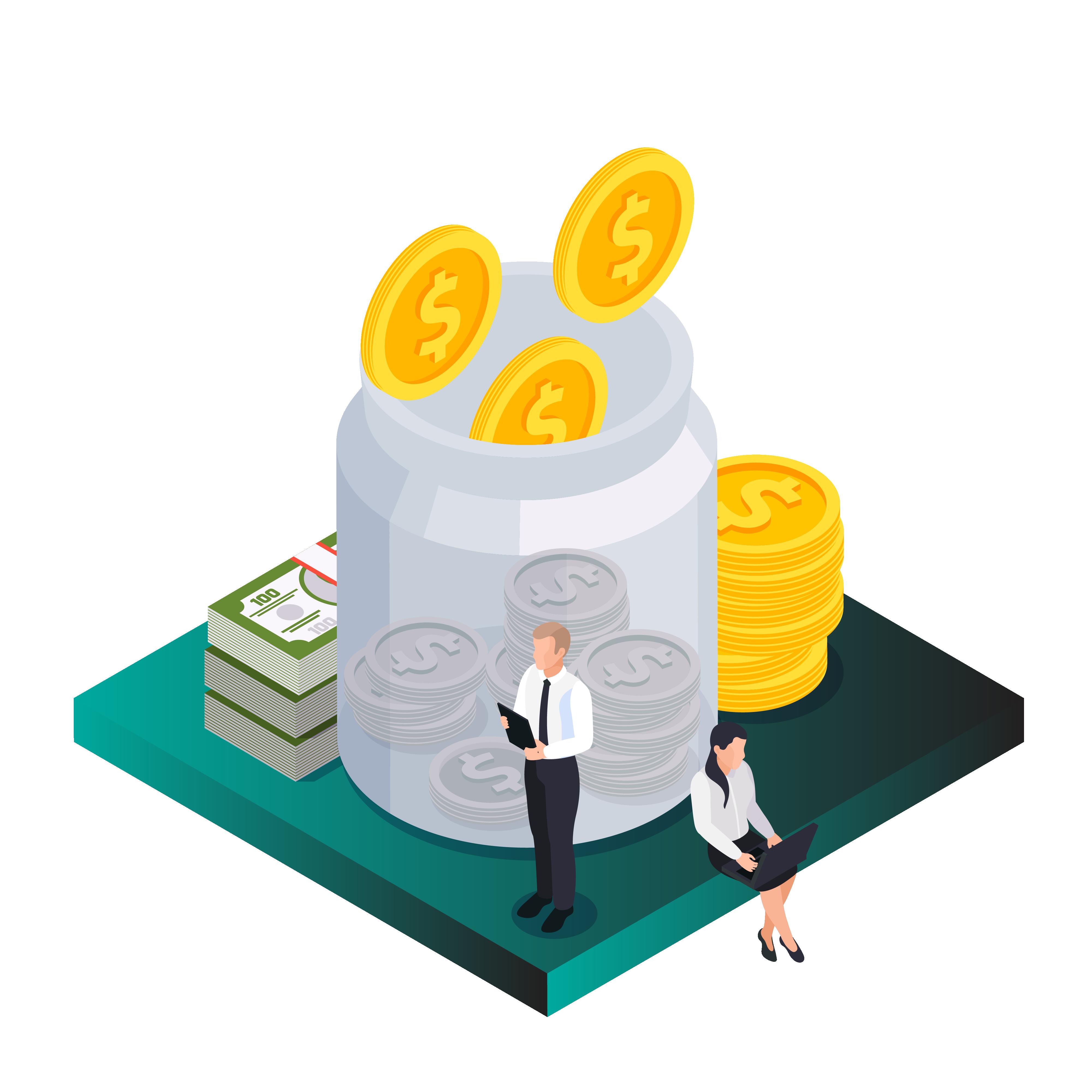 Chiến lược tài chính (Financial strategy) tối ưu thời COVID