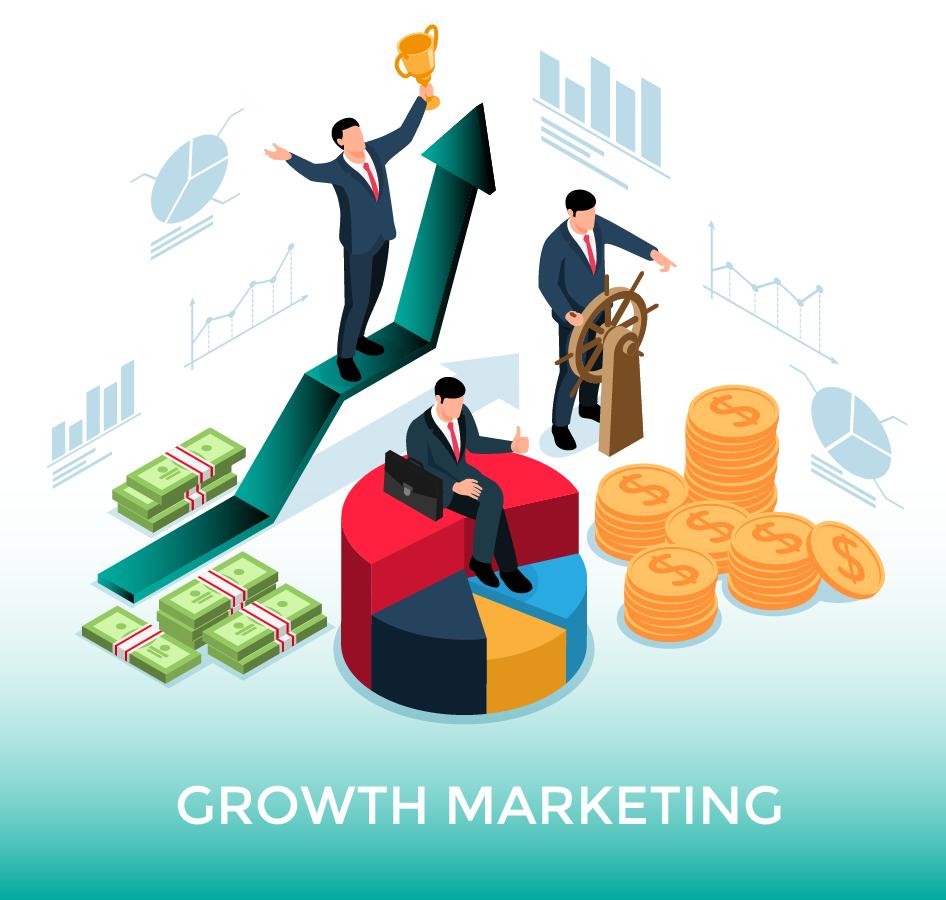 Sự khác biệt giữa tiếp thị tăng trưởng và tiếp thị thương hiệu?