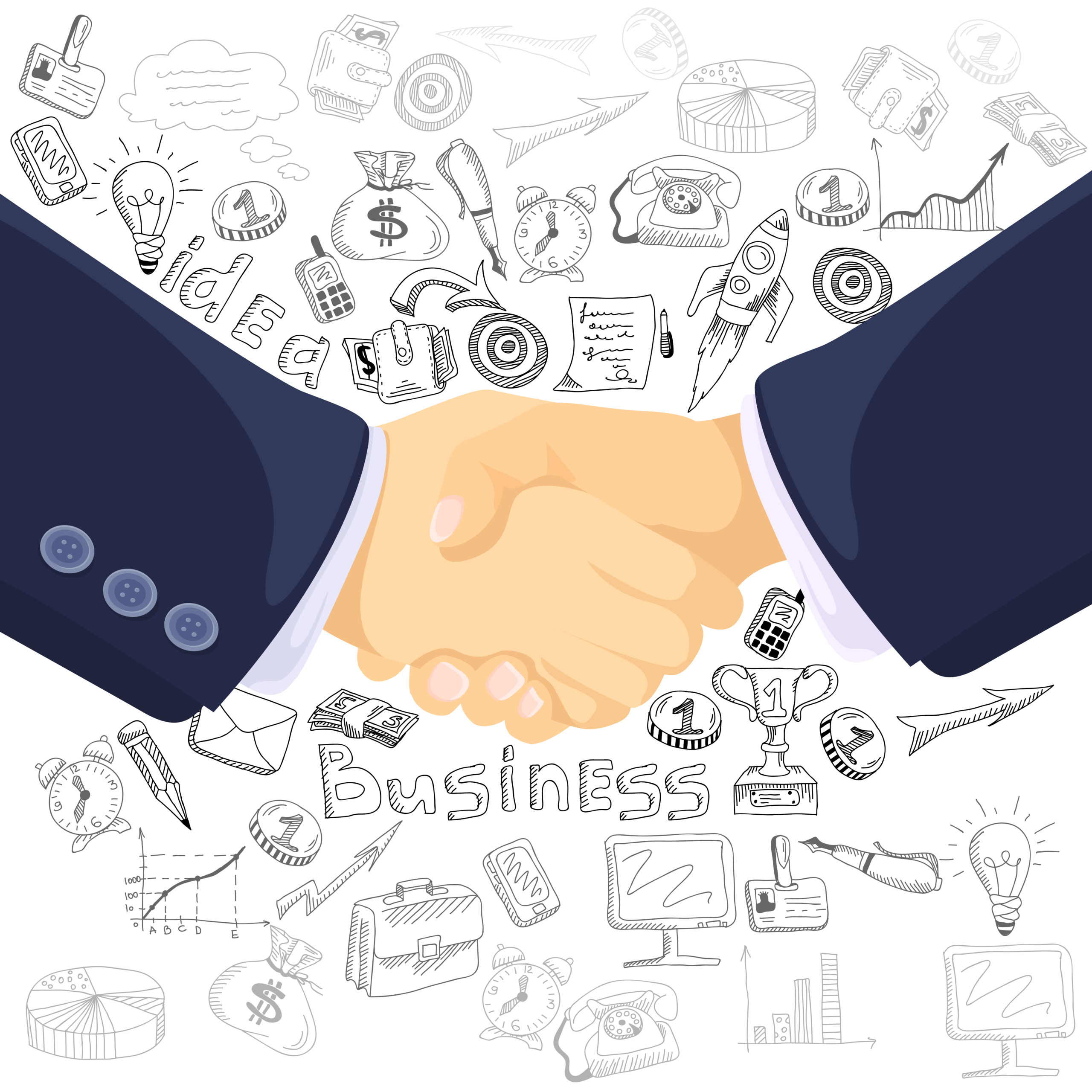 Góp vốn kinh doanh - 7 Nguyên tắc quan trọng cần biết